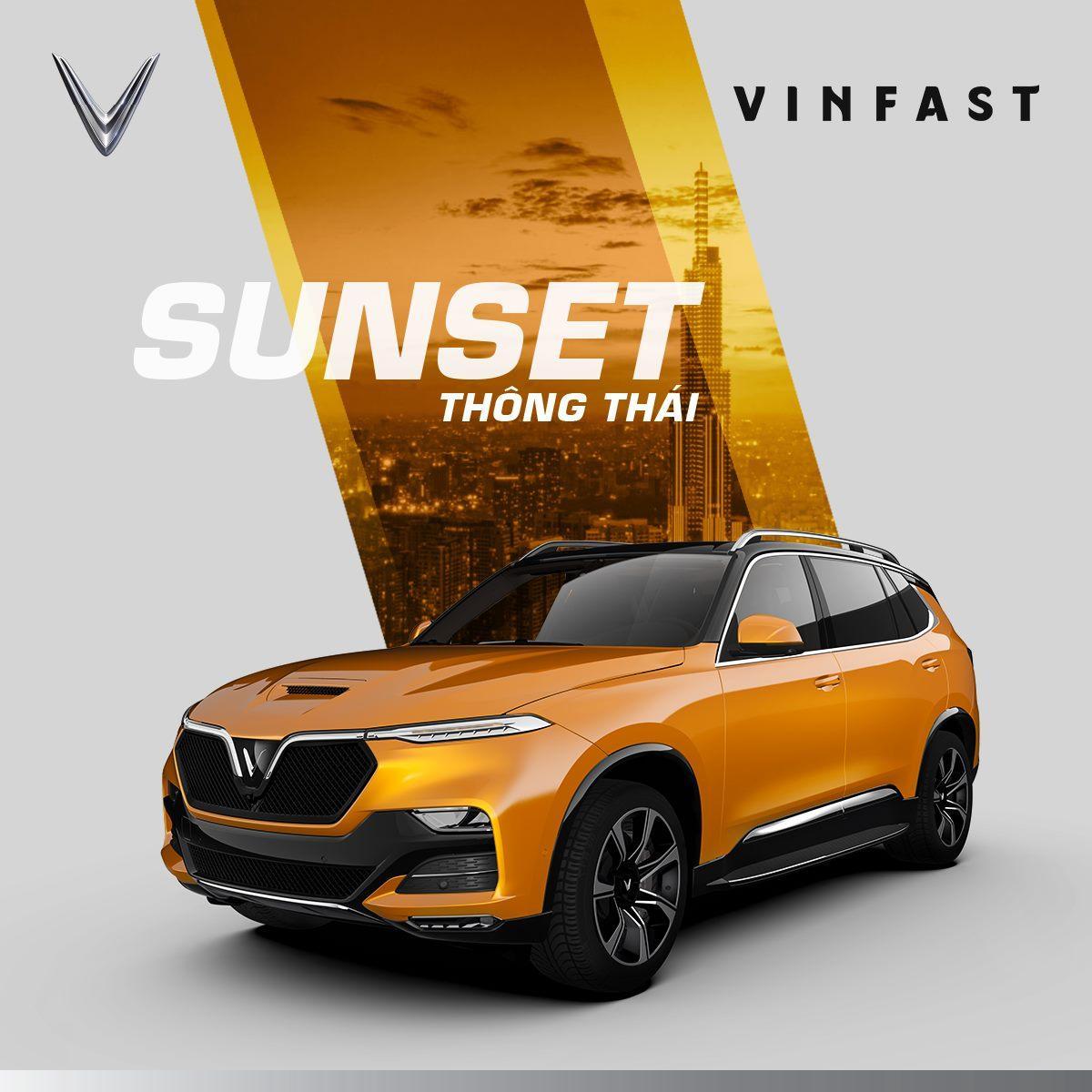 vinfast-president-sunset