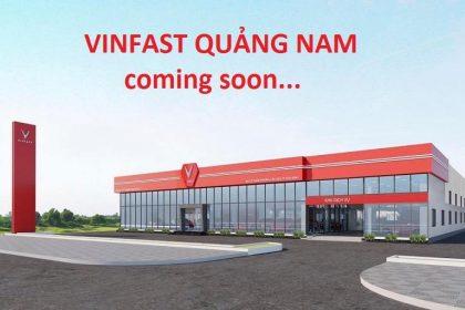 Tại Quảng Nam, mua xe Vinfast ở đâu