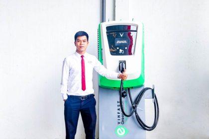 Những trụ sạc ô tô điện VinFast đã và đang lần lượt xuất hiện tại Đà Nẵng – VinFast Đà Nẵng