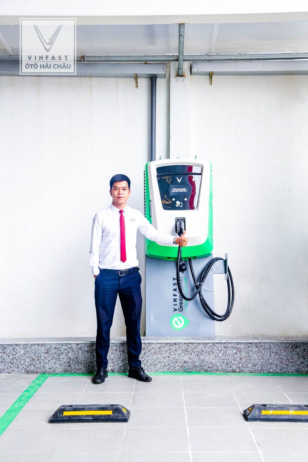 Những trụ sạc ô tô điện VinFast đã và đang lần lượt xuất hiện tại Đà Nẵng - VinFast Đà Nẵng